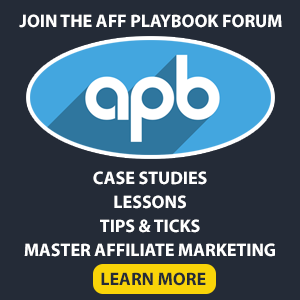 Aff Playbook Forum